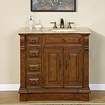 Amazon Com Silkroad Exclusive Off Center Single Left Sink
