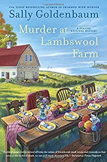 Book Cover: Murder at Lambswool Farm: A Seaside Knitters Mystery