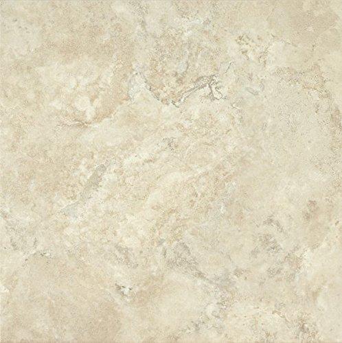 Armstrong Durango Alterna Vinyl Tile Flooring, Cream/FPD2155261