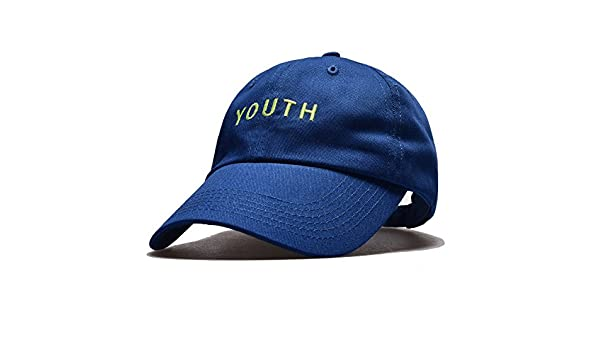 05c5aa7463498 Amazon.com  Miki Da casquette Brand Drake YOUTH pray cap white baseball  caps hip hop gorras strapback hats snapback hat 05  Sports   Outdoors
