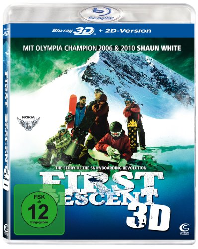 First Descent 3D - The Story of the Snowboarding Revolution