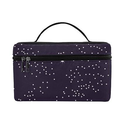 Bolsa Aseo para Mujeres Pequeño Azul Galaxia Secreto Señora ...