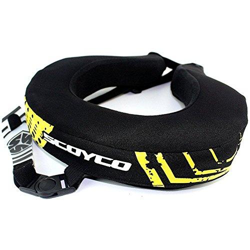 Scoyco N02B Motorcycle Neck Brace Support by SCOYCO (Image #2)
