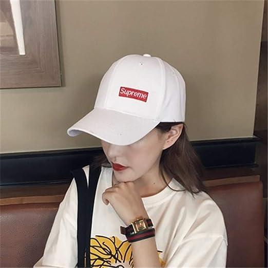 sdssup Sombrero Hembra Verano versión Coreana de Gorra de béisbol ...