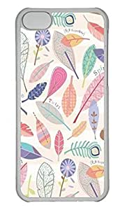 LJF phone case Personalized Custom Spin for iphone 6 plus 5.5 inch PC Transparent Case