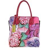 Anushcka Medium Expandable Convertible Tote Bag