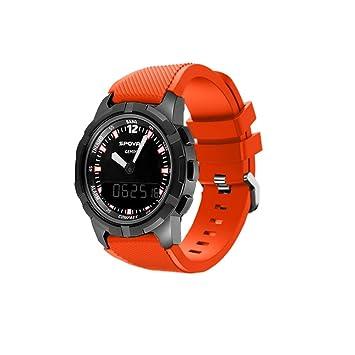 Amazon.com: ZMCY Spovan - Reloj inteligente para exteriores ...