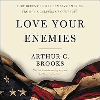 Amazon.com: Love Your Enemies: How Decent People Can Save ...