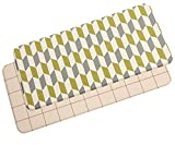 Tenby 'Tessell' Premium Anti-Fatigue, Kitchen Comfort Mat (Large) - Double-Sided (1 Unit) (37