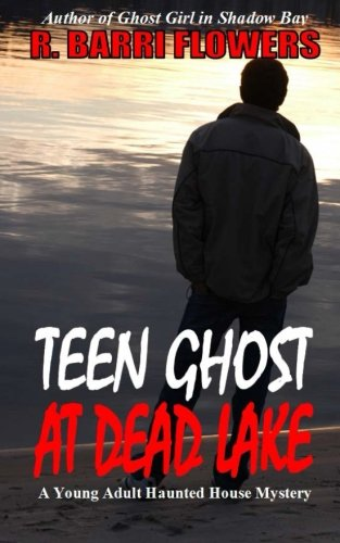 book cover of Teen Ghost at Dead Lake