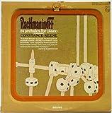 Rachmaninoff: 24 Preludes For Piano (Complete) / Constance Keene, Piano