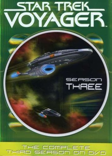 Star Trek Voyager - The Complete Third Season (Best Star Trek Voyager Episodes)
