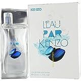 KENZO Leau Par Kenzo Eau De Toilette Spray for Men, 1.7 Ounce
