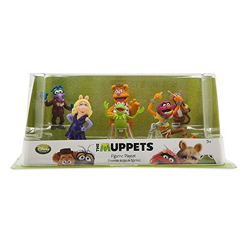 Official Disney Muppets Figurine Playset
