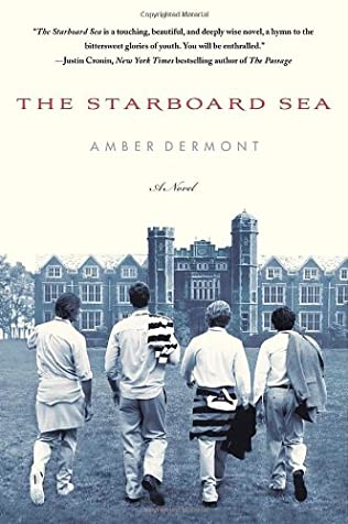book cover of The Starboard Sea