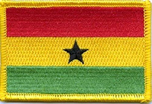 U24/toppa Ghana applicazione Patch