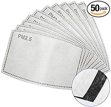 10-50pcs  pm2.5 replaceable protection filter activated carbon filter mat