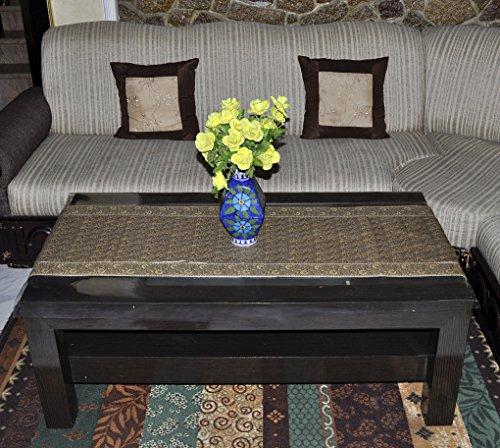 Ethnic Home Decorative Elegant Design Center Table Runner 60 X 16 Inches