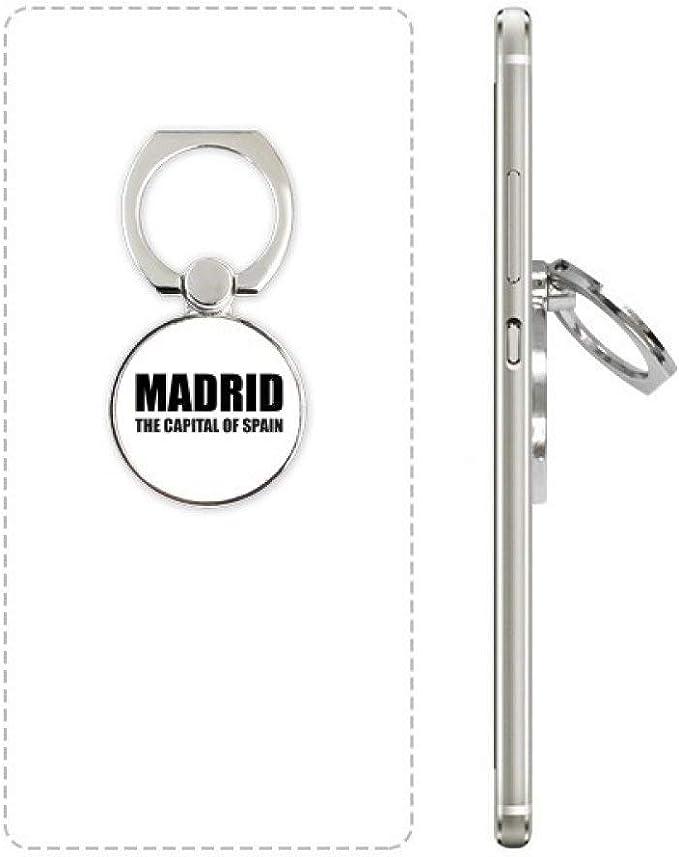 Madrid La Capital de España teléfono Celular Anillo Soporte ...