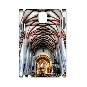 Ecaseshop Diy samsung galaxy note 3 N9000 case Holy Christian,customized Hard Plastic case XB214946