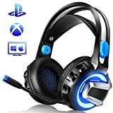 Gaming Headset With Adjustable Microphones Review and Comparison