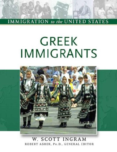 Greek Immigrants (Immigration to the United States)