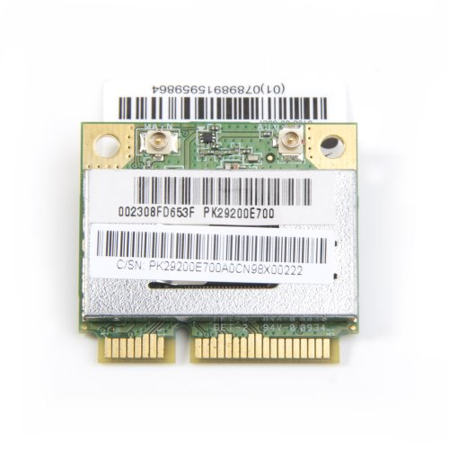 Amazon.com: Atheros ar5b93 mitad Altura Mini PCI-E tarjeta ...