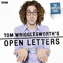Tom Wrigglesworth's Open Letters: Complete Series 1