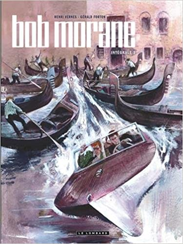 Henri Vernes - Bob Morane : 70 Livres (Epub)
