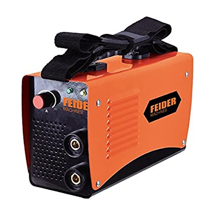 Feider FPSI160A Soldador inverter, naranja