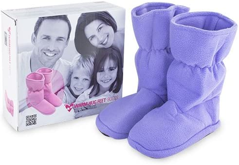 CEXPRESS - Botas Calentables Microondas Warm Hug Feet - Rosa, S ...
