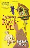 Antiques Knock-Off, Barbara Allan, 0758234244