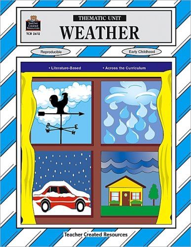 Weather Thematic Unit ebook