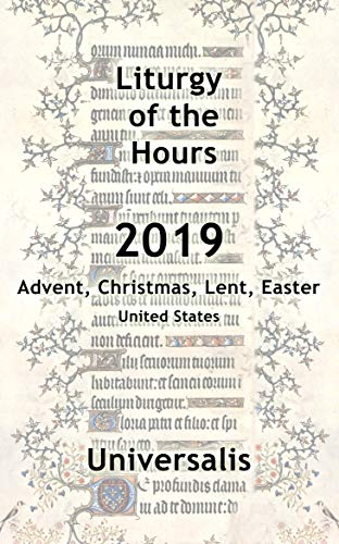 Liturgy of the Hours 2019 (USA, high seasons) (Divine for sale  Delivered anywhere in USA