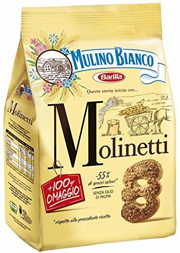 8 opinioni per Mulino Bianco, I Molinetti 800g