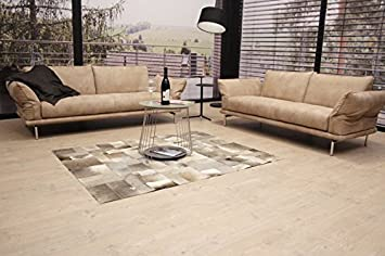 Machalke Garnitur Modell Denver In Leder Rustico 58 Earth Amazon De