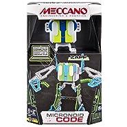 Meccano-Erector - Micronoid Code Zapp Programmable Robot Building Kit