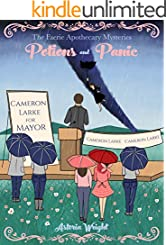 Potions and Panic (The Faerie Apothecary Cozy Mysteries Book 5)