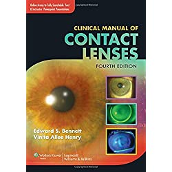 Clinical Manual of Contact Lenses