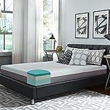 California King Versus King Size Bed Slumber Solutions Choose Your Comfort 10-inch California King-size Gel Memory Foam Mattress Firm