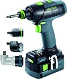 Festool 574761 Cordless Drill T18 Set Review