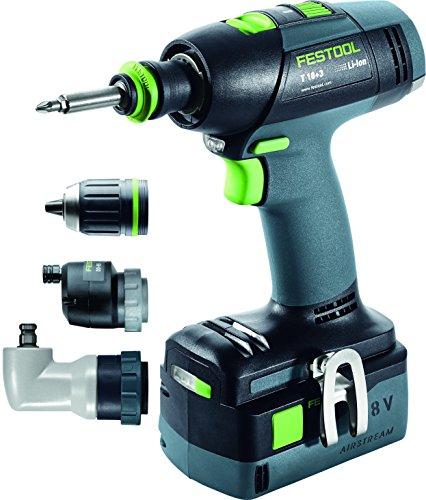 Festool 574761 Cordless Drill T18 Set