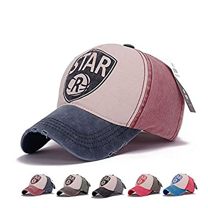 Buy Generic 5   NEW Brand STAR Shield Snapback Mens Baseball Caps Gorra  Hiking Traveling Retro Vintage Cotton Outdoor Sun Hats For Womens Online at  Low ... 908349582