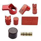 Super Deal Porta Air Pump Lift Power Hydraulic Jack Repair Tool Kit Power Set Auto Tool, 4 Ton