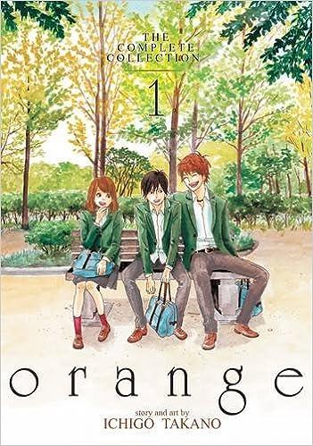 Image result for orange manga