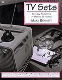 TV Sets: Fantasy Blueprints of Classic TV Homes by Bennett, Mark(February 1, 1998) Paperback