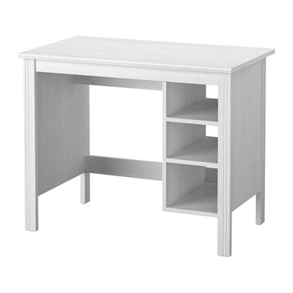 IKEA/イケア BRUSALI:デスク90x52 cm(ホワイト)50302302 B016VYFZGC