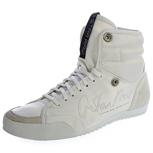 G-star Raw Kvinnor Zon Setter Hi Mode Gymnastikskor Gs61950 / 911 Vit