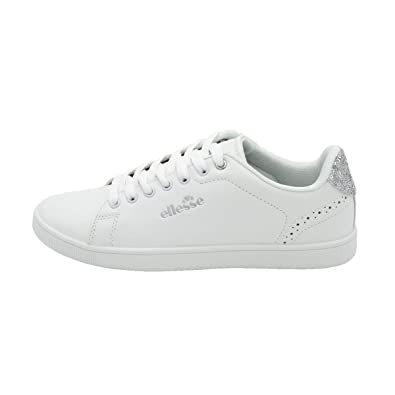 running shoes low priced most popular ellesse Baskets Camille Femme - Blanc - 41: Amazon.fr ...