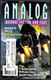 img - for Analog Science Fiction and Fact, March 2001 (Volume CXXI, No. 3) book / textbook / text book